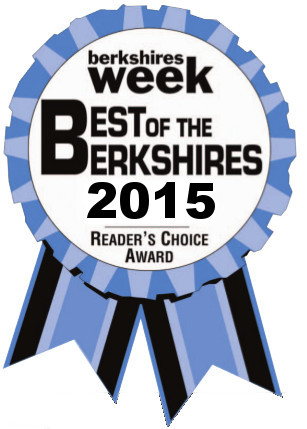 We were voted Best of The Berkshires